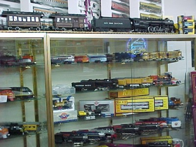 Roundhouse South Model Train Store